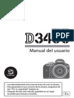 Manual camara Nikon