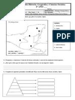 Prueba 2 Mayas Historia Cuarto Basico 2018