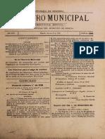 Registro Municipal 1918 8 Febrero