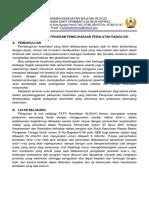 Kerangka Acuan Program Pemeliharaan Peralatan Radiologi (New)