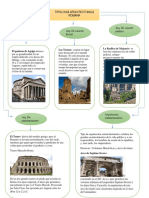 Tipologia Arquitectonica de Roma