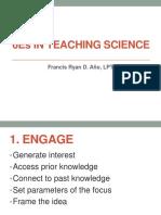 6Es in Teaching Science