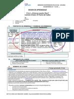 3 SESIÓN  com 4° GDO  Identifica caracter De q trata puerto Callao Jorge ajustado Enviado