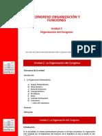 congreso organización y funciones del estado peruano unidad 2