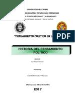 PENSAMIENTO POLÍTICO EN LOS 60.docx