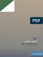 El silencio .pdf