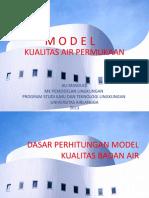 2. Model Kualitas Air Sungai.pptx