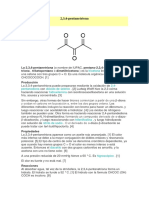 2,3,4 Pentanetriona Ccc