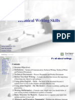 E Technical Writing Pp3
