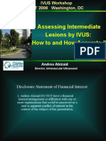Assessing Intermediate Lesions by IVUS_ How to and How Accurate