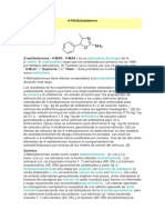 4-Methylaminorex