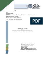 TAREA 2 TECNICA DE ADMINISTRACION DE PROGRAMAS.docx