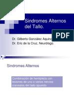 Sindromes Alternos