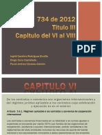 Decreto 734 de 2012 Diapositivas