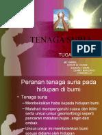 TENAGA SURIA