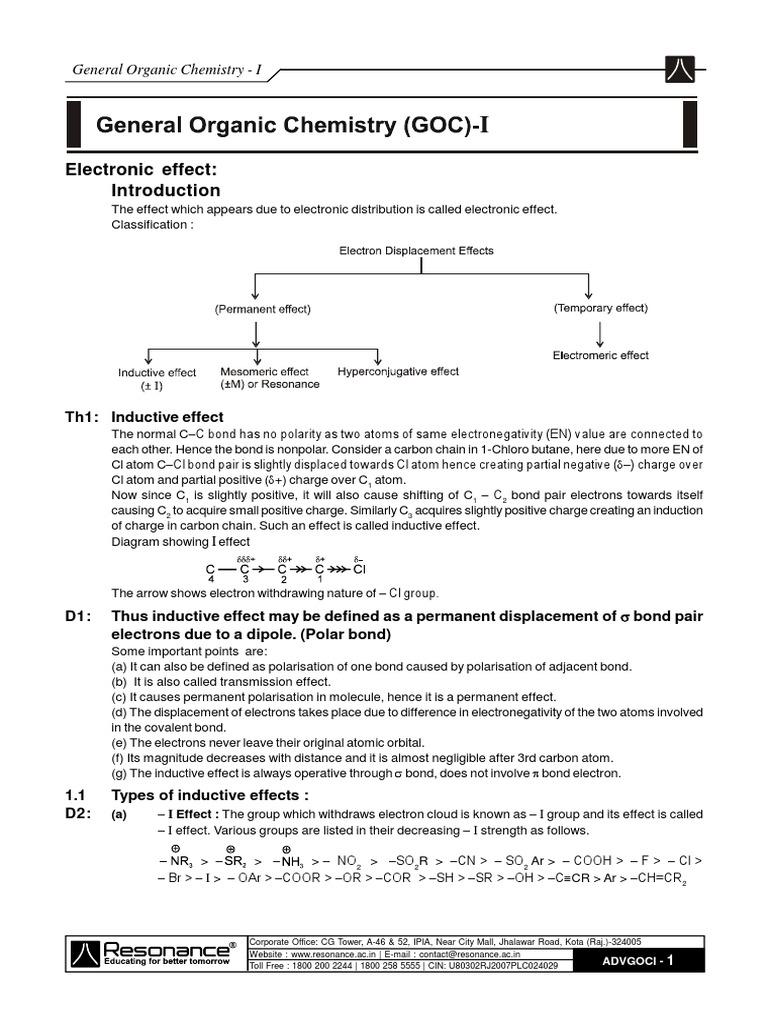 Odd electron bond pdf