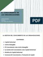 El Conocimiento en Las Organizaciones