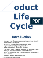 7. Product Life Cycle