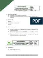 Proc. Estructura y Redacción de Documentos Del Sistema de Gestión de La Calidad