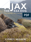 Ajax the Kea Dog Chapter Sampler