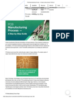 PCB Manufacturing Process – a Step by Step Guide _ PCBCart
