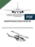 Cn- 4.4 Maintenance Practices-III