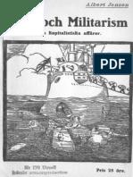 Krig Och Militarism 1914