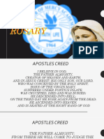 Holy Rosaryy
