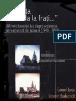 Jurju, Cornel-Budeanca, Cosmin - Suferinta Nu Se Da La Frati...