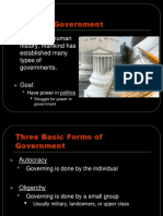 Chapter 1.2 Forms of Government-0