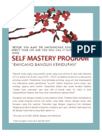 Self Mastery Program