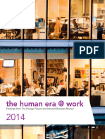 The human era @ work