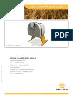 DM6 Hammer Mill Brochure