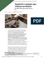 ONU Exige Inquérito a Ataque Que Matou 50 Crianças No Iémen _ Médio Oriente _ PÚBLICO