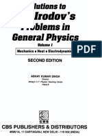 Solutions To I.E. Irodov's Problems in General Physics - Volume 1.pdf