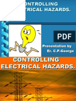 1. Controlling Electrical Hazards.