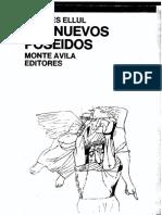 Los Nuevos Poseídos - Jacques Ellul