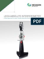 Leica Absolute Interferometer White Paper En