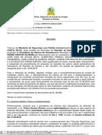 Justiça barra sessão de impeachment ilegal em Riachão