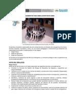 Procedimientos Para Simulacros Escolares - Protocolo