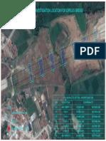 Soil Investigation Location for Cipeles Bridge