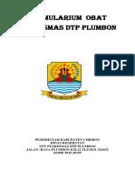 FORMULARIUM  OBAT 1      PUSKESMAS  PLUMBON.docx