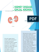 Cronic Kidney Disease (Gagal Ginjal Kronik)