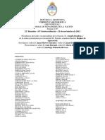 Versión Taquigráfica Reforma Mercado de Capitales Senado 29-11-2012