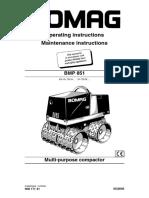 Operators Manual 00811141.e05