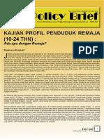 Kajian Profil Penduduk Remaja (10 - 24 tahun).pdf