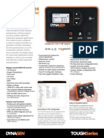 TG410 Auto Start Controller 052914 Spec Sheet