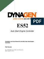 ES52 User Manual