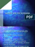 5.NUTRICION MICROBIANA