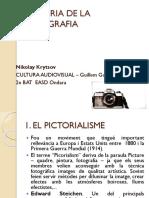 Història de La Fotografia